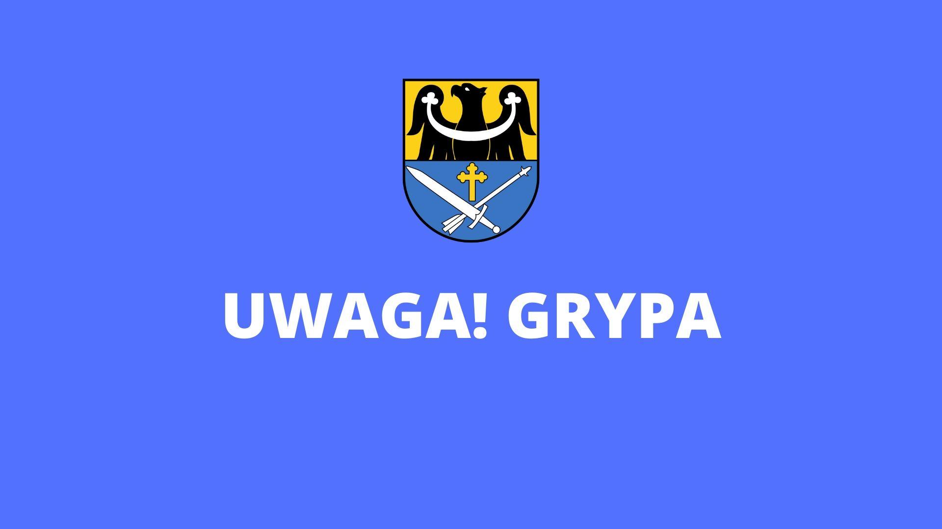 UWAGA GRYPA