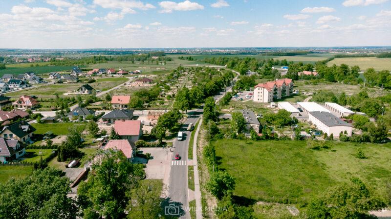 Panorama Legnickiego Pola