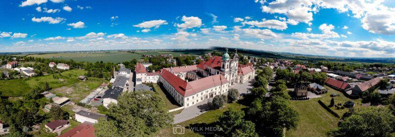 Pobenedyktyński Zespół Klasztorny w Legnickim Polu