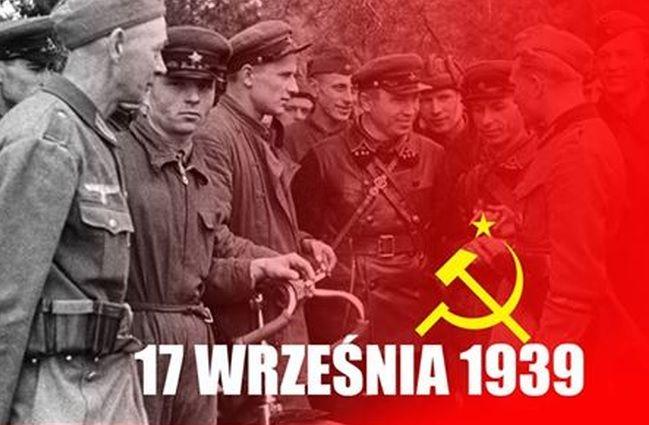plakat agresja zsrr na polske
